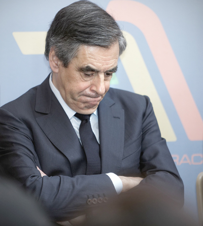 Affaire Fillon. Ses avocats attaquent le parquet financier