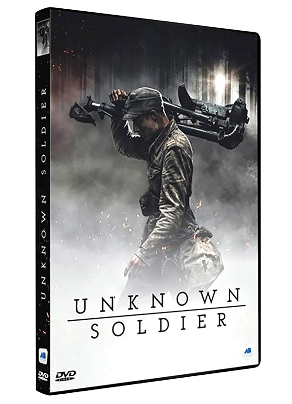 """Unknown Soldier"" en DVD"