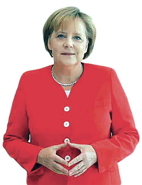 La succession d'Angela Merkel